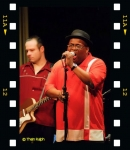 Barrence Whitfield & The Seatsniffers (USA/B)